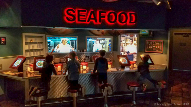 sustainable seafood education at monterey bay aquarium