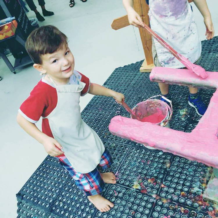 """See how kids can """"Think, Play and Create"""" at The New Children's Museum in San Diego California"""