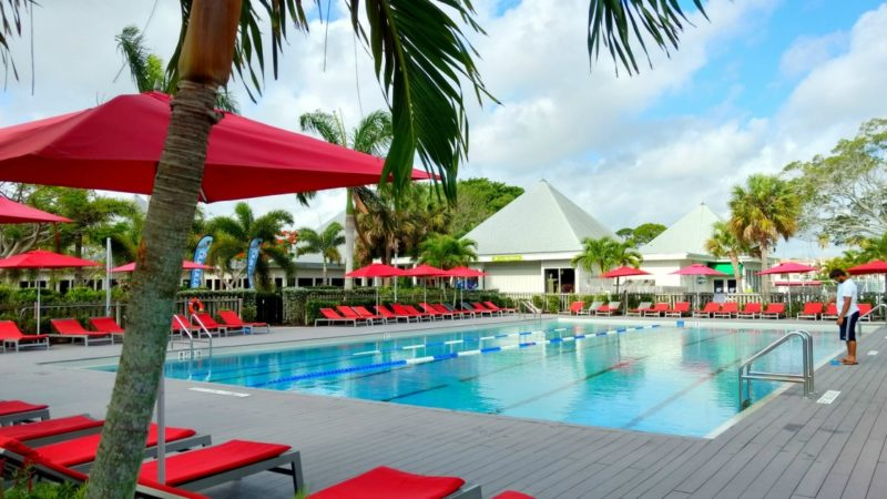 Club Med Sandpiper Bay is North America's only all-inclusive resort.
