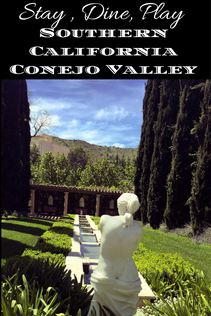 The Conejo Valley, north of Los Angeles, offers fun-packed vacations in a pastoral setting. Read on to visit one of our favorite California attractions.