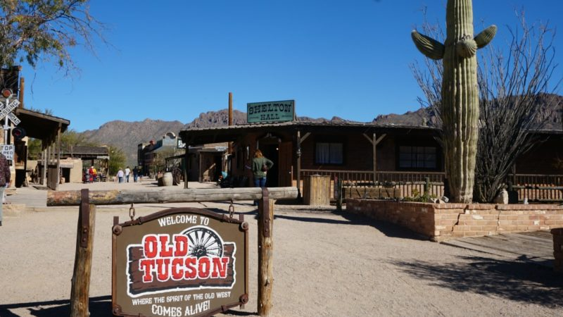 Fun places to go in tucson