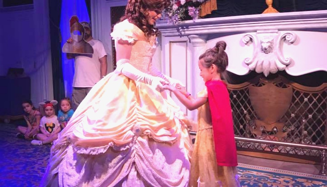 Ask a TMOM: First Time Disney Trip – Seeing All the Princesses!