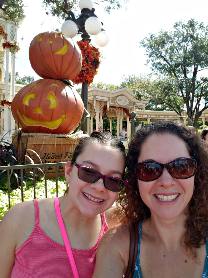 Quiet spots are the best spots for selfies at Walt Disney World