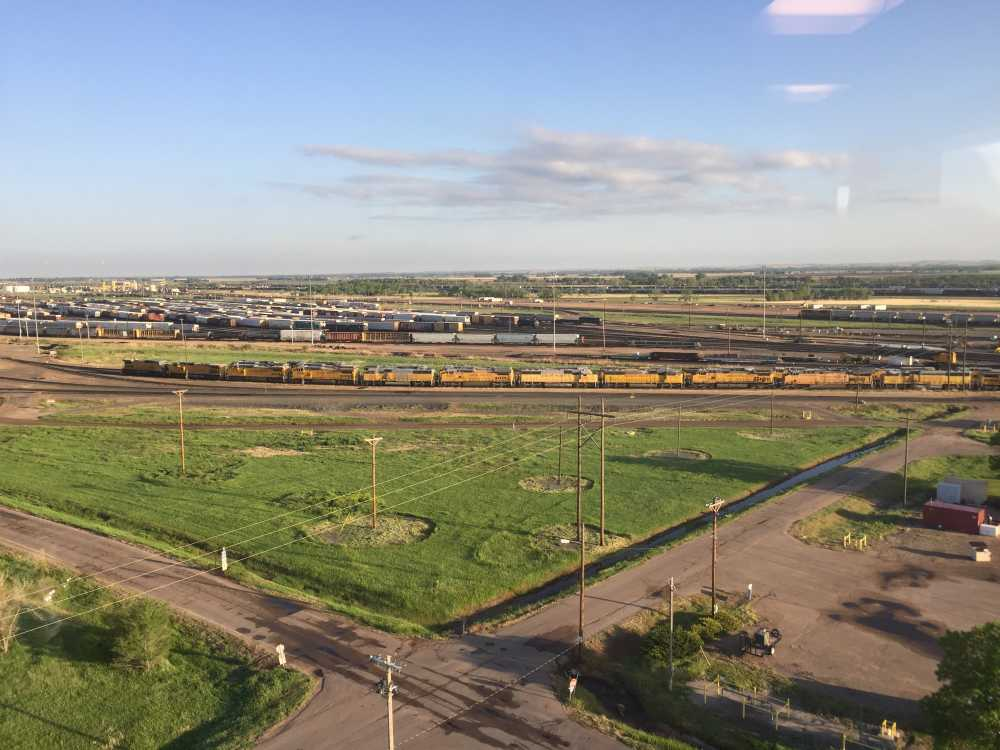 Discover how trains replaced horses on your old west journey through Nebraska.