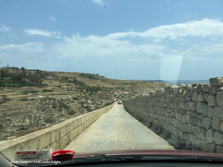 Things to Do in Malta Include Creative Driving.