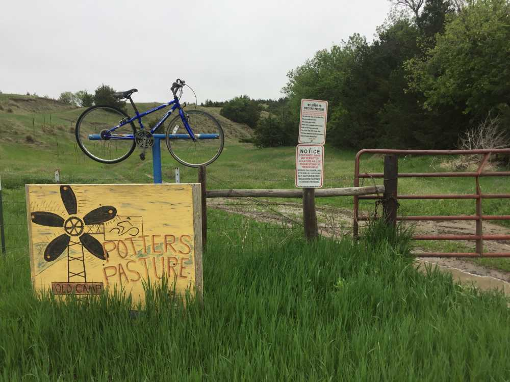 Take time out from visiting old west attractions for an outdoor activity in Nebraska