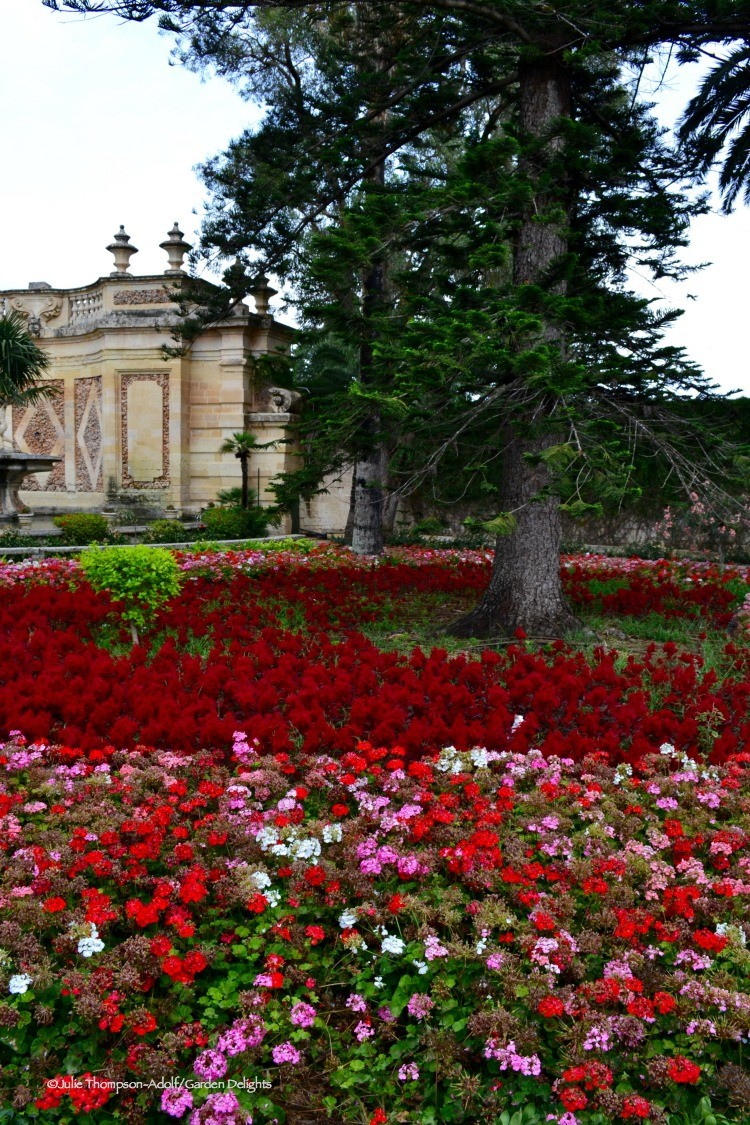 San Anton Gardens are one of the loveliest things to do in Malta.