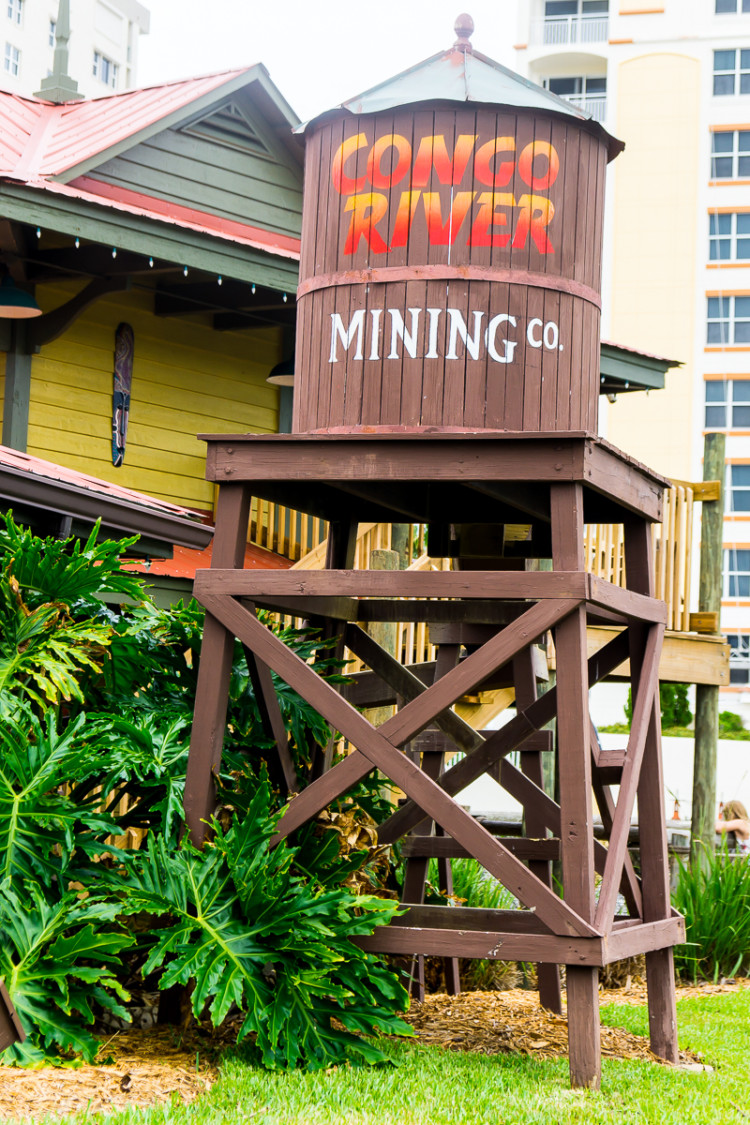 Congo River Golf in Daytona Beach is fun for kids!