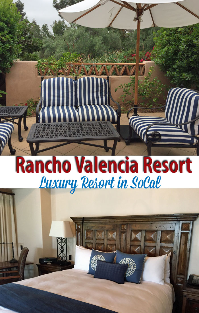 When is a luxury hotel review different? When you were treated to a couple of days at the spectacular Rancho Valencia. Don't miss the toilets!