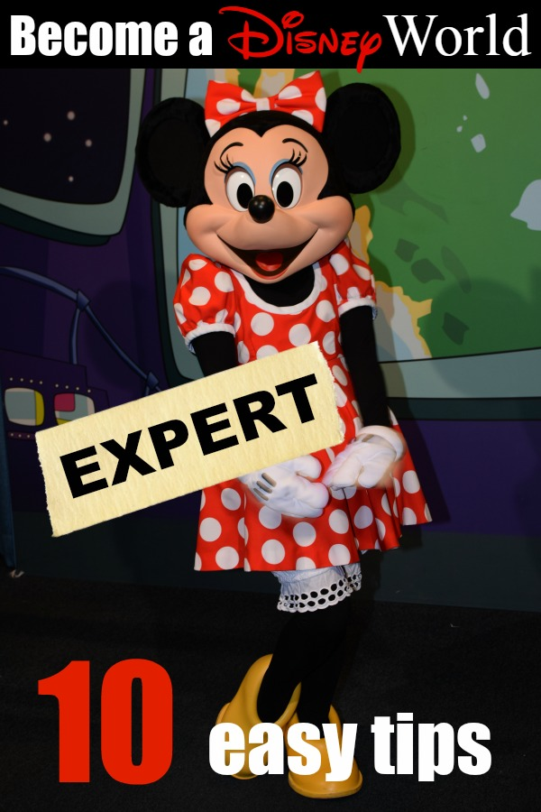 So, you're headed to Walt Disney World for the first time. Now what? There's logistics to consider, dining reservations, resort choices - gah! To help you wade through the countless and endless barrage of information, we've narrowed it down to make you a Walt Disney World expert with these 10 super easy steps.