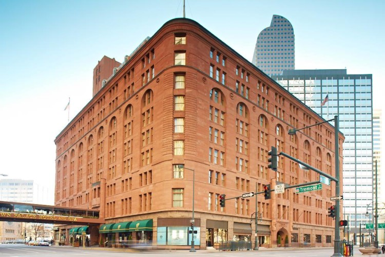 what is the history behind The Brown Palace Hotel and Spa