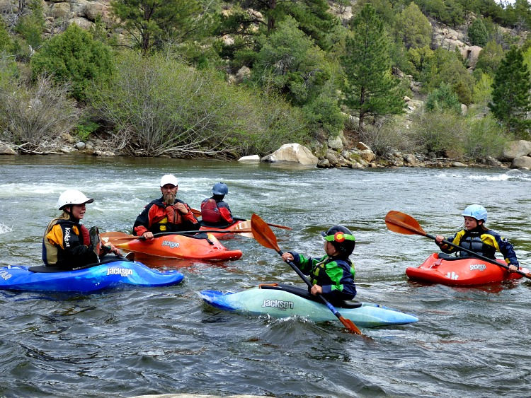 The Arkansas River ... possibly the best Free Colorado Adventure