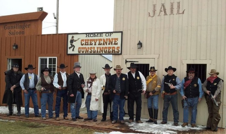 "Add an ""Old West"" Gun fight to fun things to do with kids in Cheyenne, Wyoming."