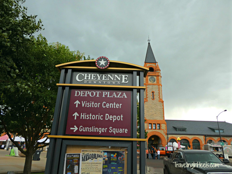 visit the Cheyenne Depot Museum, 1 of 9 things to do with kids in Cheyenne, Wyoming.