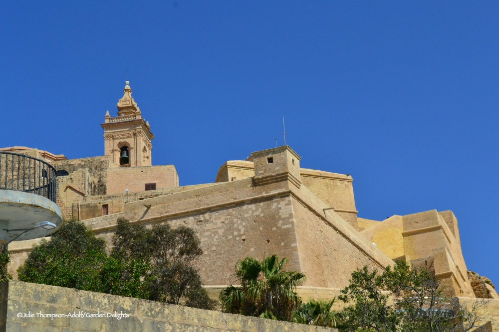 The Citadel in Victoria is a favorite thing to do in Gozo.