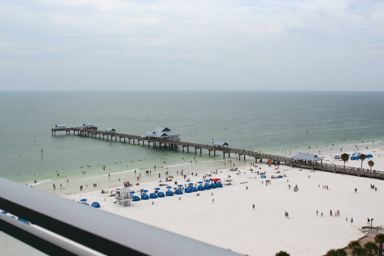 Florida's Wyndham Grand Clearwater Beach is a great choice if you're planning a Clearwater Beach vacation.