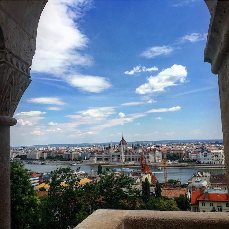 Best things to do in Budapest, Hungary is to view Fisherman's Bastion.