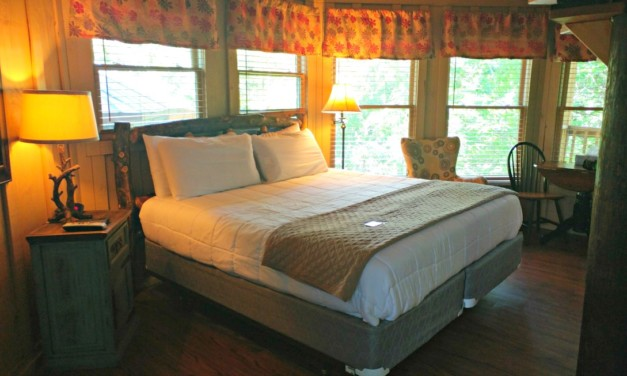 Be A Kid Again – Tree House Rooms at Historic Banning Mills