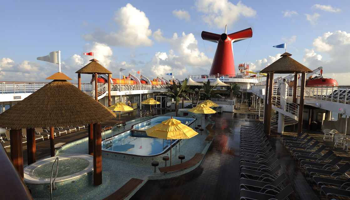 7 Reasons to Sail Carnival Fantasy from Mobile