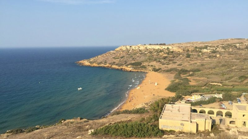 Things to do in Gozo include a trip to the spectacular beaches like Ramla Bay.