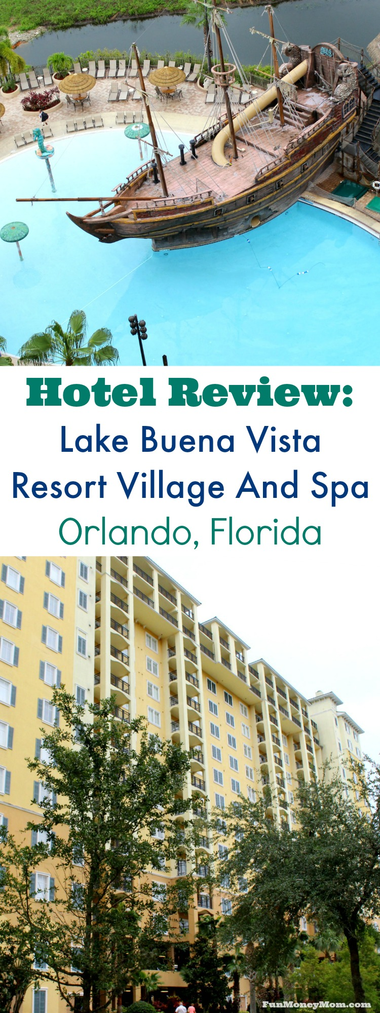 Planning an Orlando vacation? Find out why the Lake Buena Vista Resort Village And Spa is an Orlando hotel worth checking out!