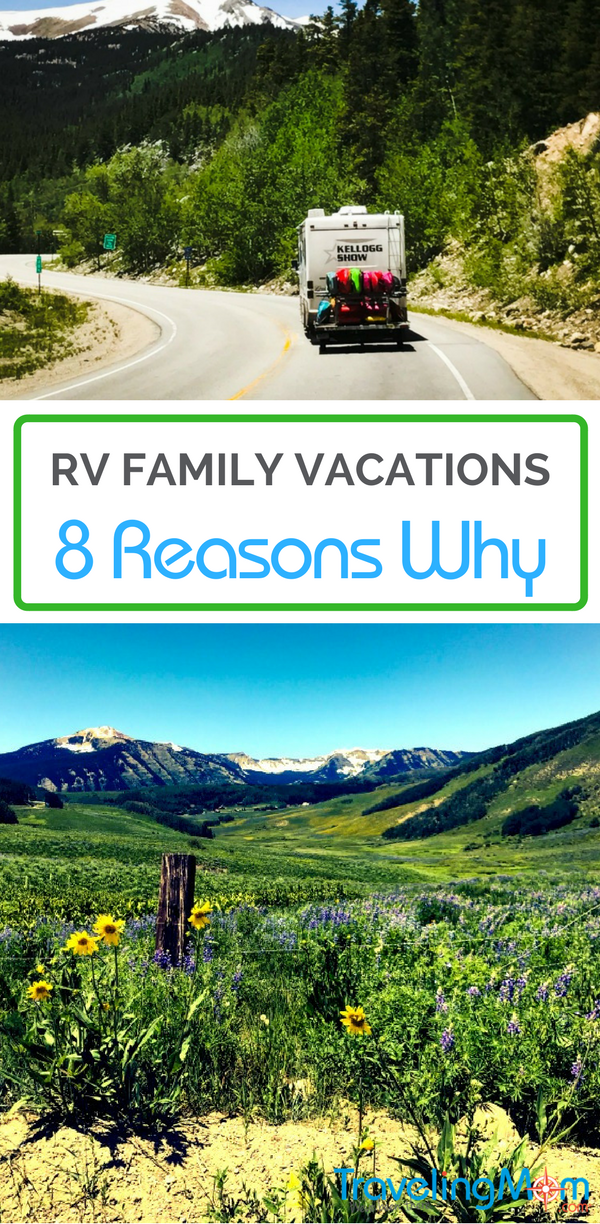 RV Family Vacations are the best.