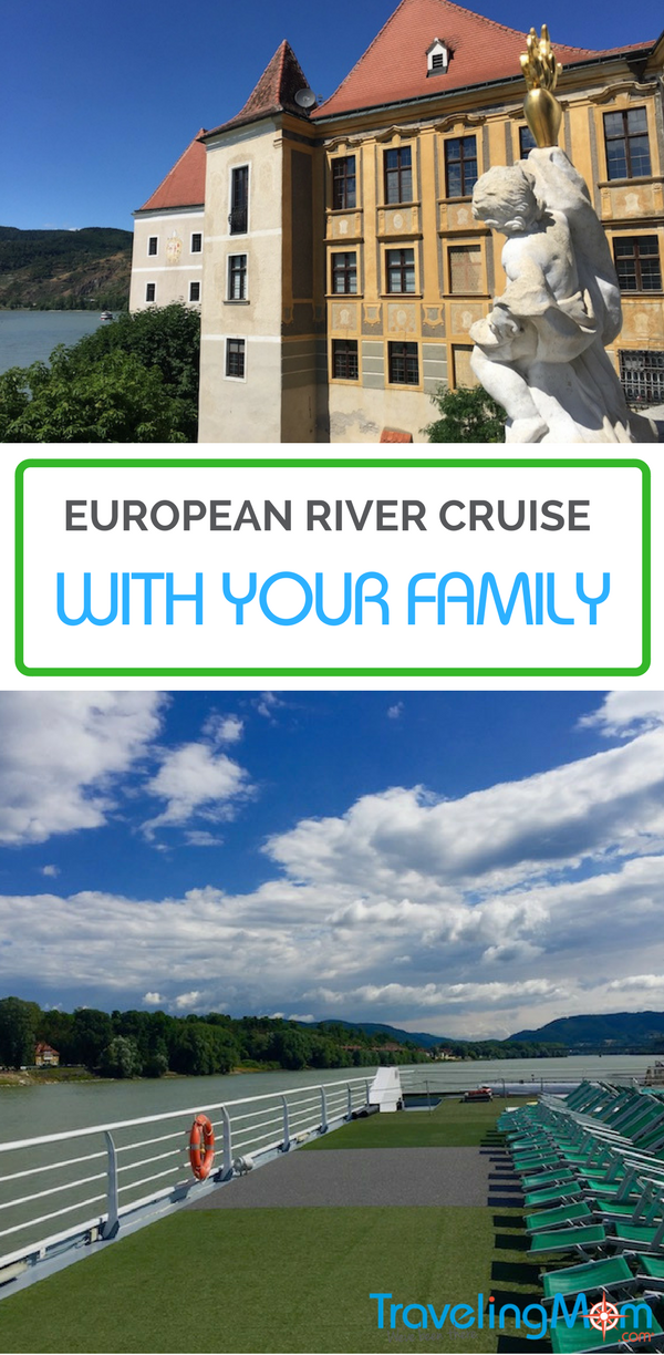 A European river cruise might be a good fit for your family