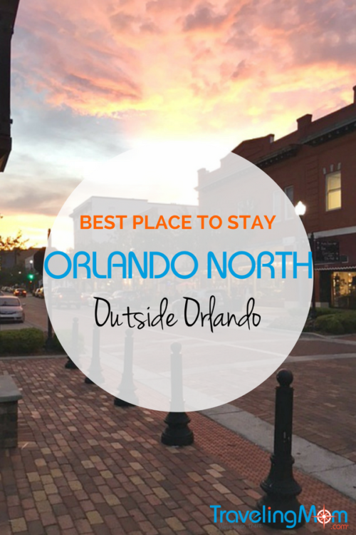 Reasons why Orlando North is best place to stay outside Orlando.