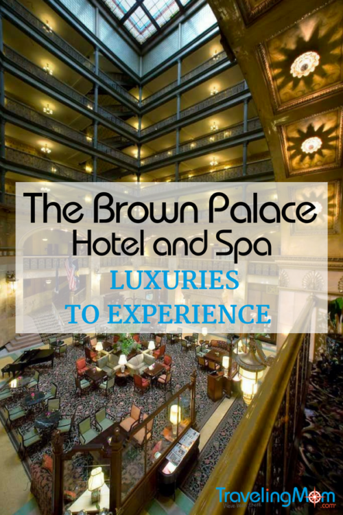 There is nothing more grand in Denver than The Brown Palace Hotel and Spa. They offer a variety of experience to enhance your luxurious stay.