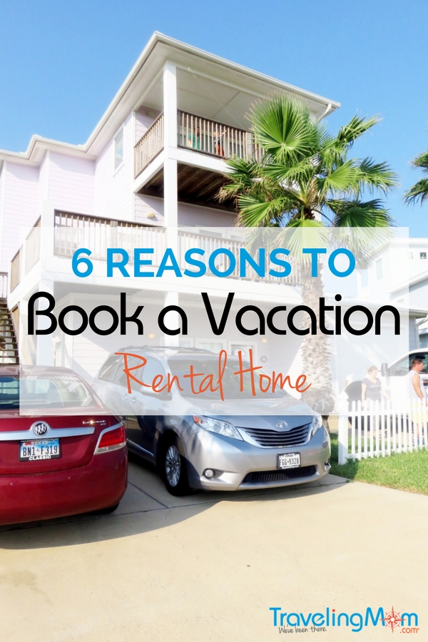 Discover the benefits of a vacation rental for planning your family vacation. Vacation rentals offer space for the whole family, your own kitchen, and more. Whether your family is big or small, or even traveling with multiple families or special needs family, a vacation rental is worth considering for your next trip.
