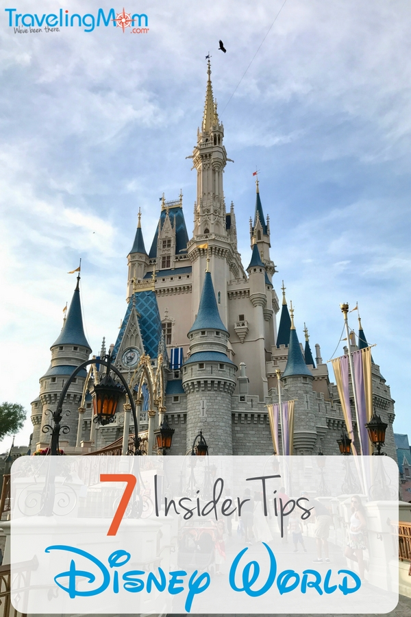Use these 7 insider tips for your first visit to Disney World. Find ways to save money and enjoy more time in the parks.