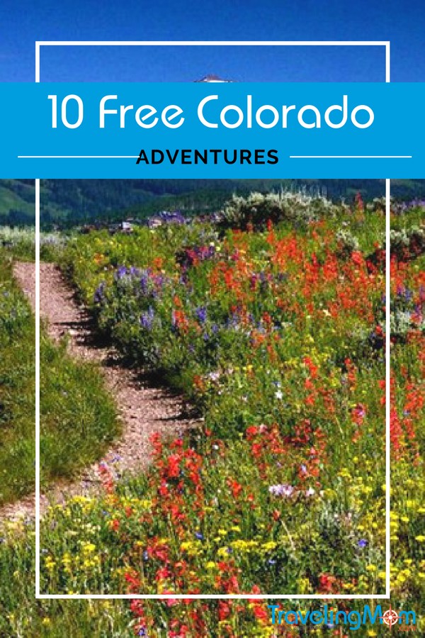 Free Colorado Adventures for the Family.