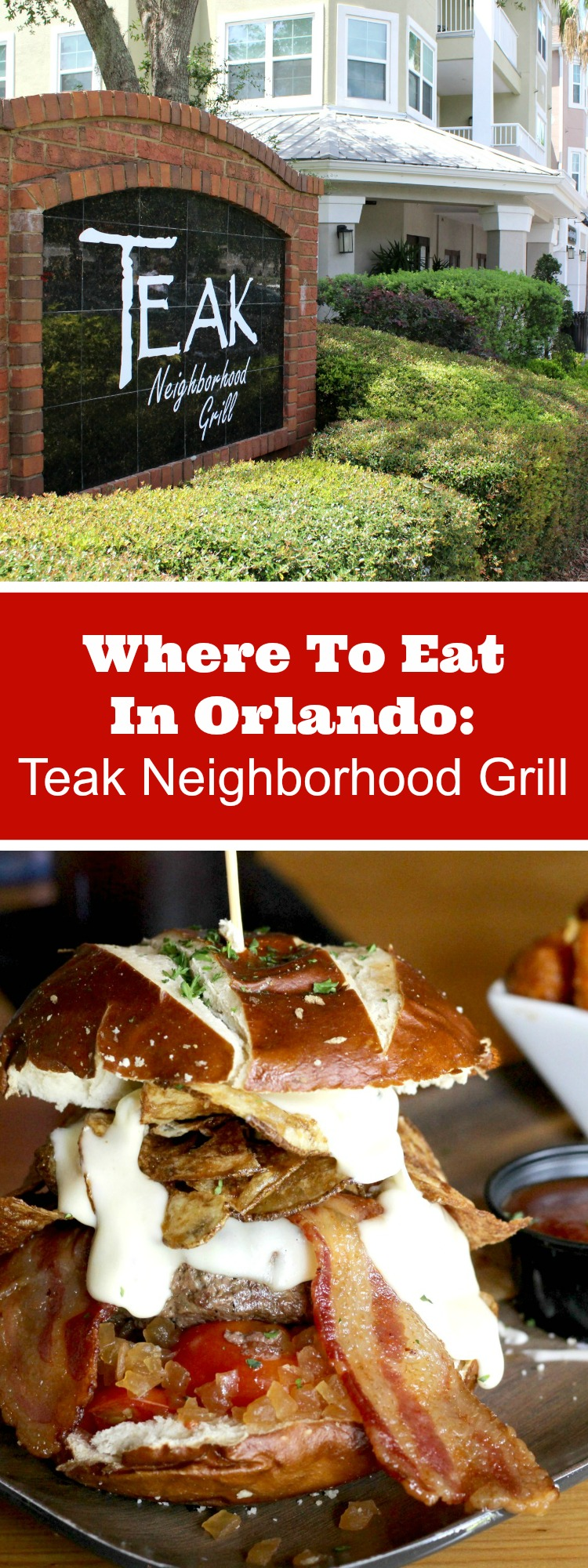 Trying to decide where to eat in Orlando, Florida? The award winning Teak Neighborhood Grill is popular with both tourists and locals.