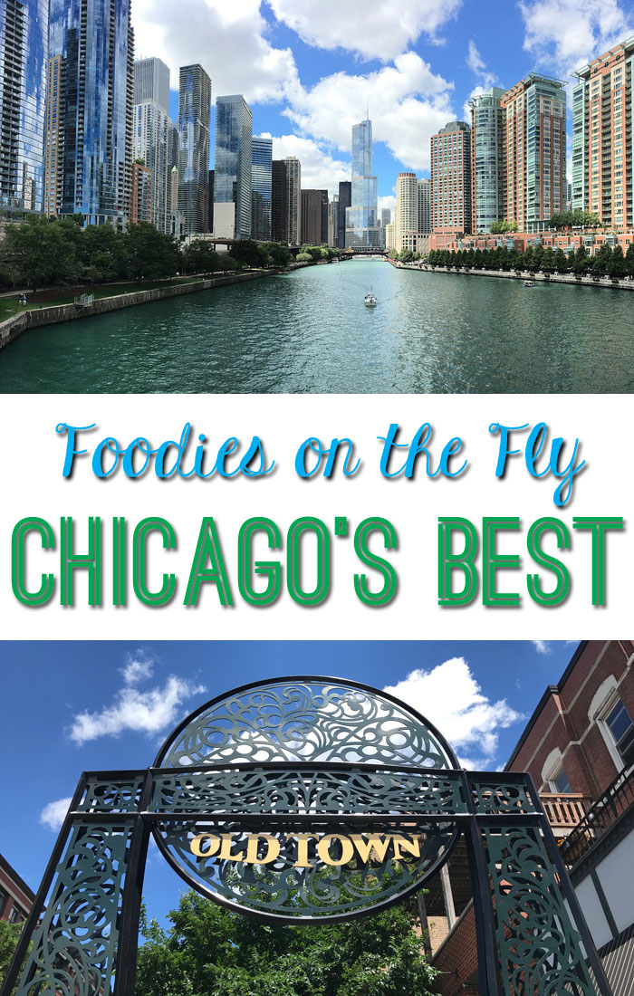 Want to sample Chicago's best food? There's more than great pizza in this city. The best way to sample Chicago food is through a Chicago for foodies tour!