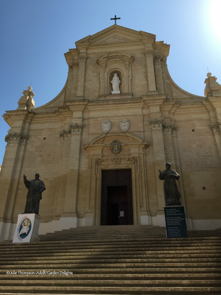 Things to do in Gozo include visiting the Cathedral of the Assumption.