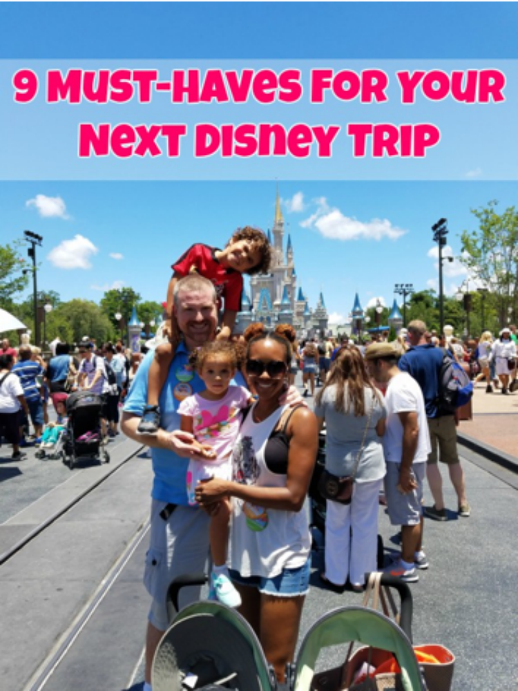 When you're packing for Disney World, don't forget these 9 things, including at least one you probably never though you would need.