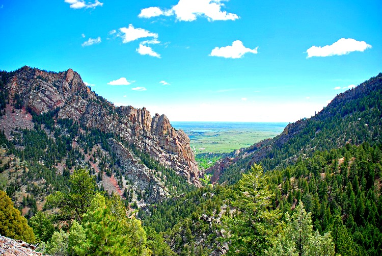 ElDorado Canyon and premier Free Colorado Adventure Paradise!