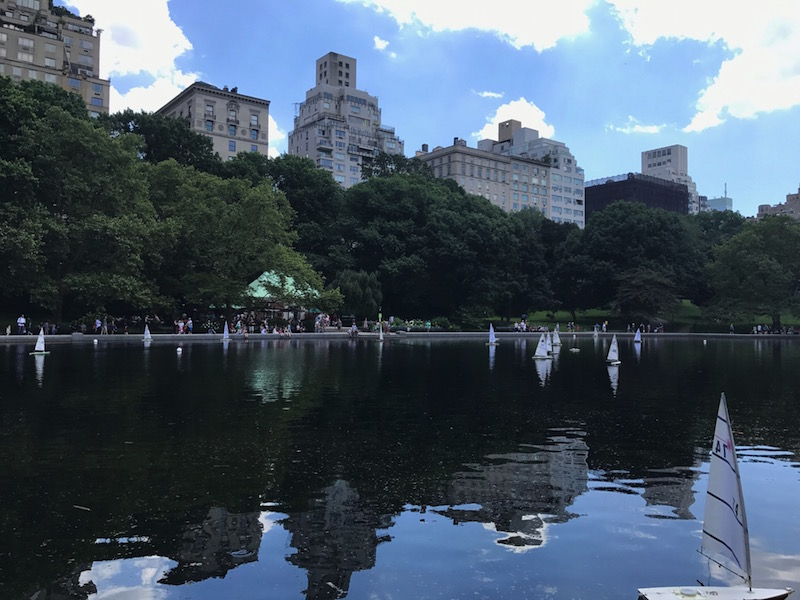 Central Park, key for any NYC family adventure
