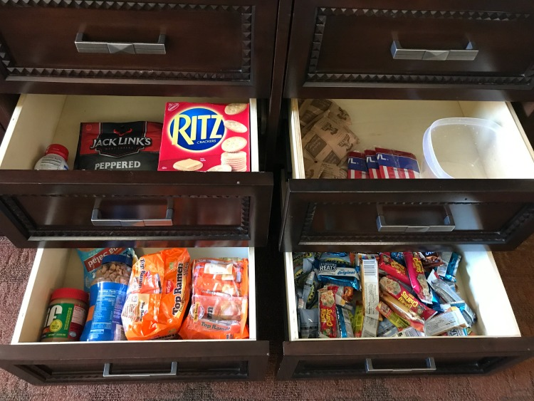 You can bring snacks into the park. This is a great money saving tip for your first visit to Disney world