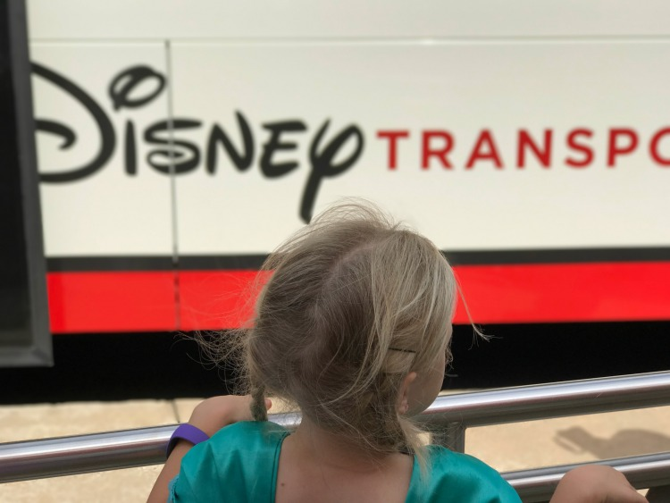 Use Disney Transportation during your first visit to Disney World. It's a great option for getting around the parks.