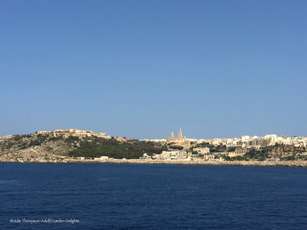 One of the fun things to do in Gozo is traveling by ferry to the island.