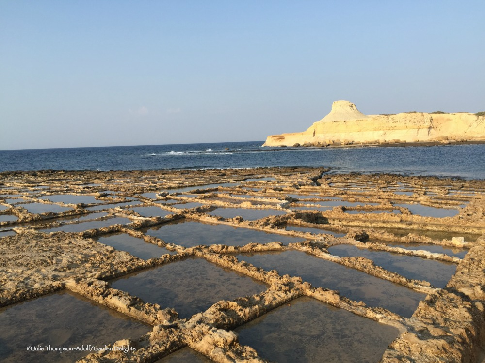 Things to do in Gozo include a visit to the ancient salt pans.