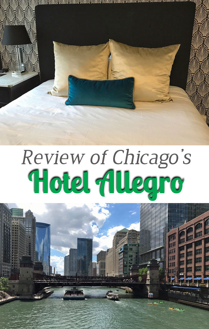 What do you look for in a Chicago hotel?