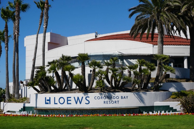 There Are Many Reasons To Stay At Loews Coronado Bay Resort Especially Its Location Near