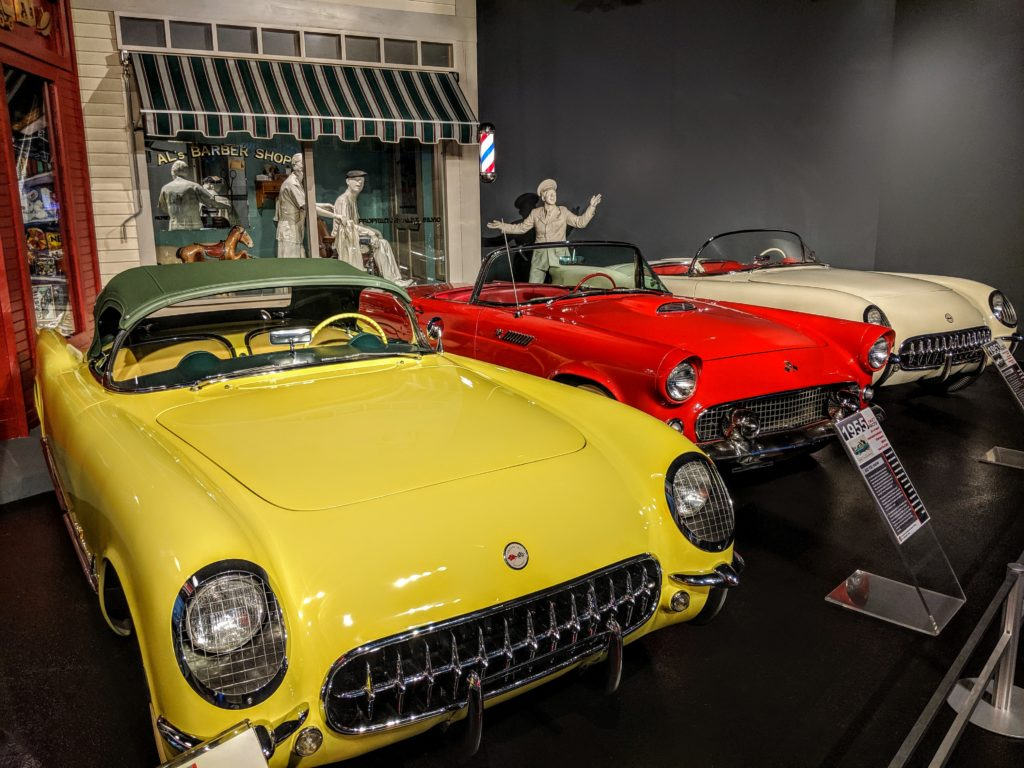 National Corvette Museum in Bowling Green KY