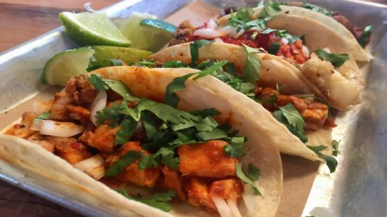 The 12 South area's bartaco restaurant is a neighborhood favorite.