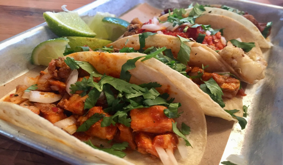 Foodies in Nashville love dining at Bartaco, one of 12 South's hottest eateries.
