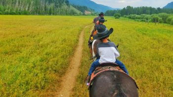 How Rawah Guest Ranch Improved our Family Dynamic
