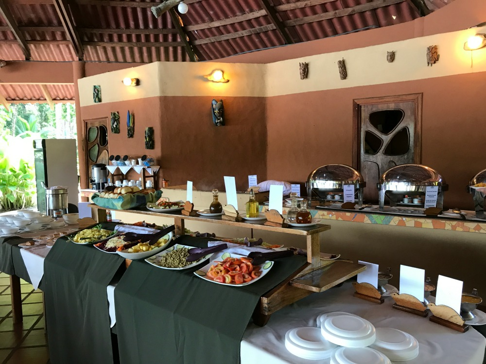 Adventures by Disney Costa Rica Buffet Dining-Traveling Mom