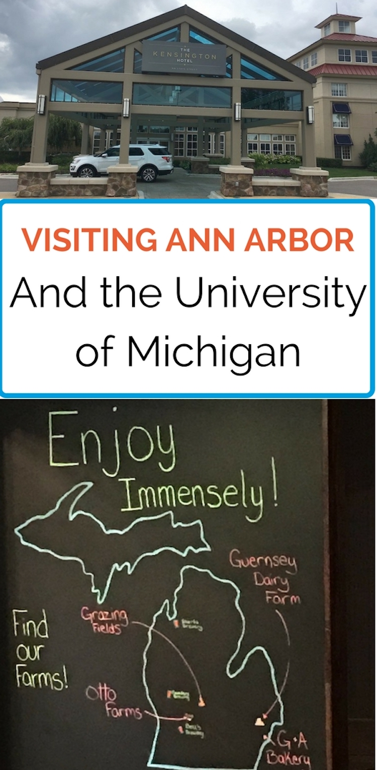 What to Do in Ann Arbor When Touring—or Attending—the University of Michigan